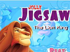 The Lion King Jolly Jigsaw