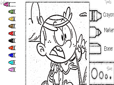 The Loud House Coloring
