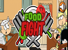 The Loud House Food Fight