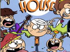 The Loud House Puzzle