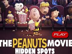 The Peanuts Movie Hidden Spots