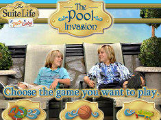 The Pool Invasion