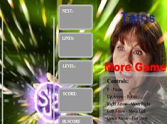 The Sarah Jane Adventures Tetris