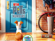 The Secret Life of Pets Numbers