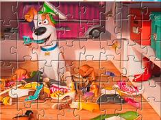 The Secret Life of Pets Puzzle
