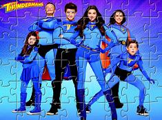 Thundermans Super Heroes