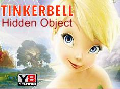 Tinkerbell Hidden Objects