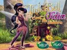 Tinkerbell Vida Spot The Numbers