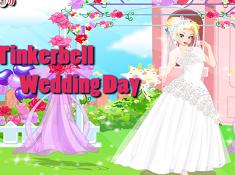 Tinkerbell Wedding Day