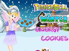 Tinkerbell Winter Energy Cookies