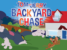 Tom and Jerry Backyard Chase