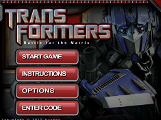 Transformers Battle For the Matrix