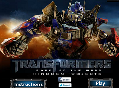 Transformers Hidden Objects