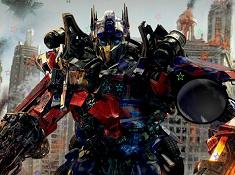 Transformers Hidden Stars