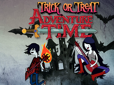 Trick or Treat Adventure Time