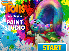 Trolls Paint Studio
