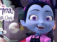 Vampirina Math Quiz