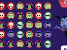 Vampirina Monster Match