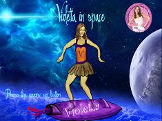 Violetta In Space