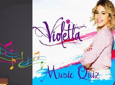 Violetta Music Quiz