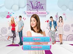 Violetta Singing