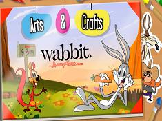 Wabbit Arts and Crafts