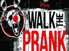 Walk the Prank Jigsaw
