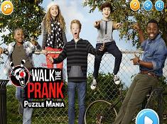 Walk the Prank Puzzle Mania