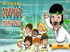 Wasabi Movie Marathon