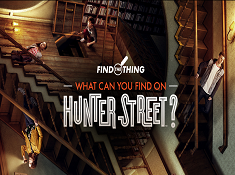 What Can You Find on Hunter Street
