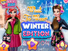 What to Wear Winter Edition