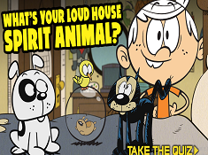 Whats Your Loud House Spirit Animal