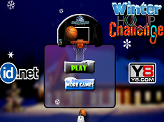 Winter Hoop Challenge