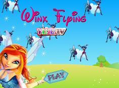 Winx Flying