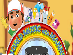 World Music With Manny