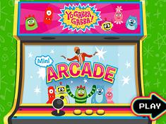 Yo Gabba Gabba Mini Arcade