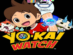 Yo-Kai Watch Puzzle