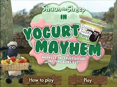 Yogurt Mayhem