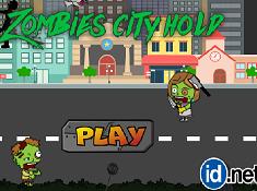 Zombie City Hold
