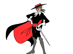 Zorro The Chronicles Coloring